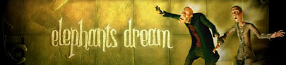 Elephants Dream Banner